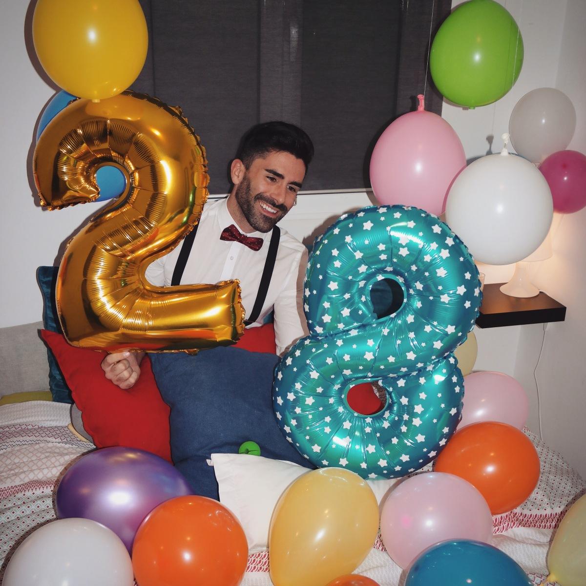 ¡Bienvenidos 28!