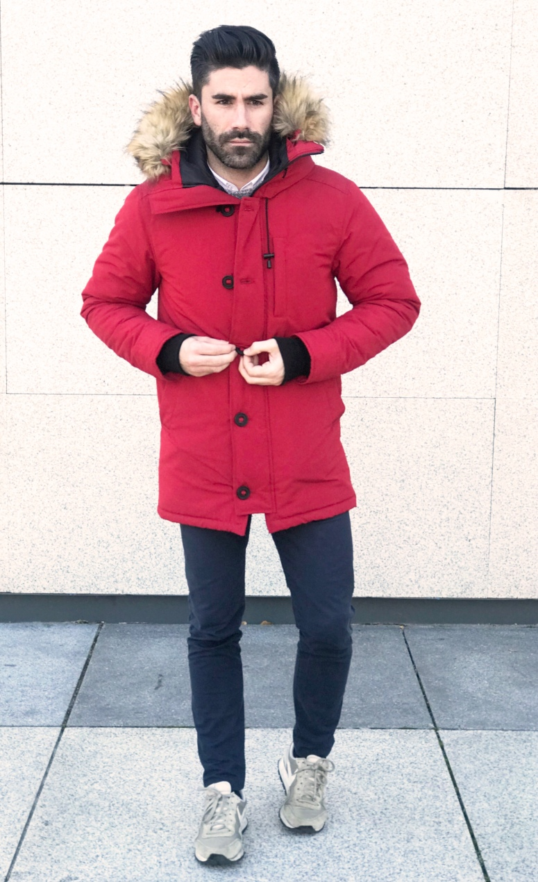 La parka perfecta para combatir este frío invernal