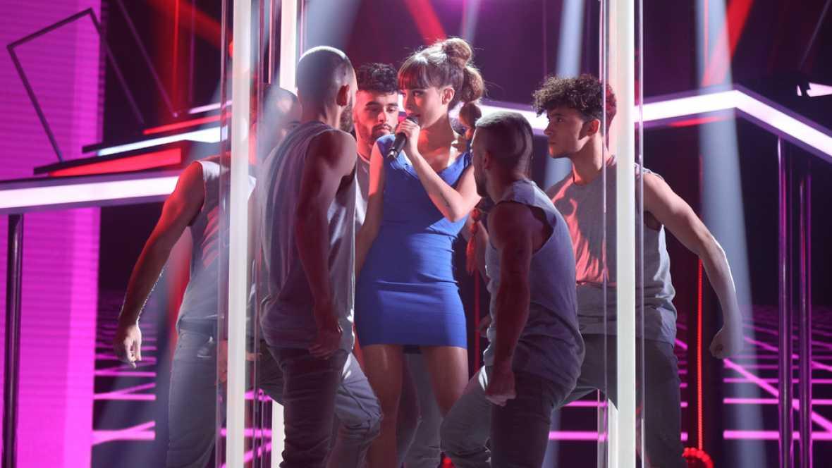 ¿Por qué debería ir Aitana a eurovisión?