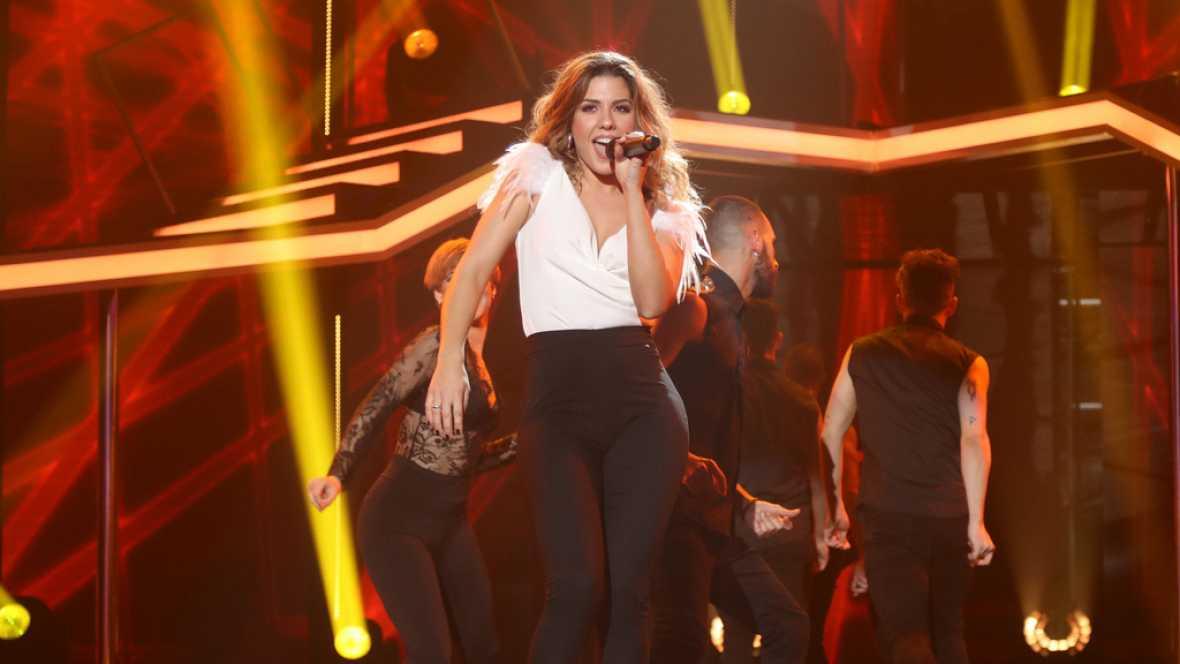 ¿Por qué debería ir Miriam a eurovisión?