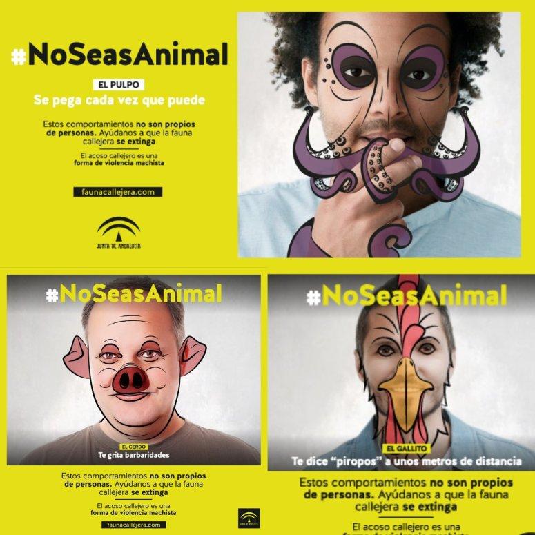 ¿Que tiene de polémica la campaña contra la violencia de género que ha lanzado la Junta de Andalucía?