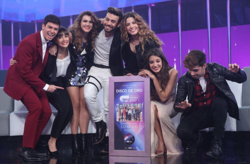Agoney o Ana Guerra ¿Quién será el 5 finalista?
