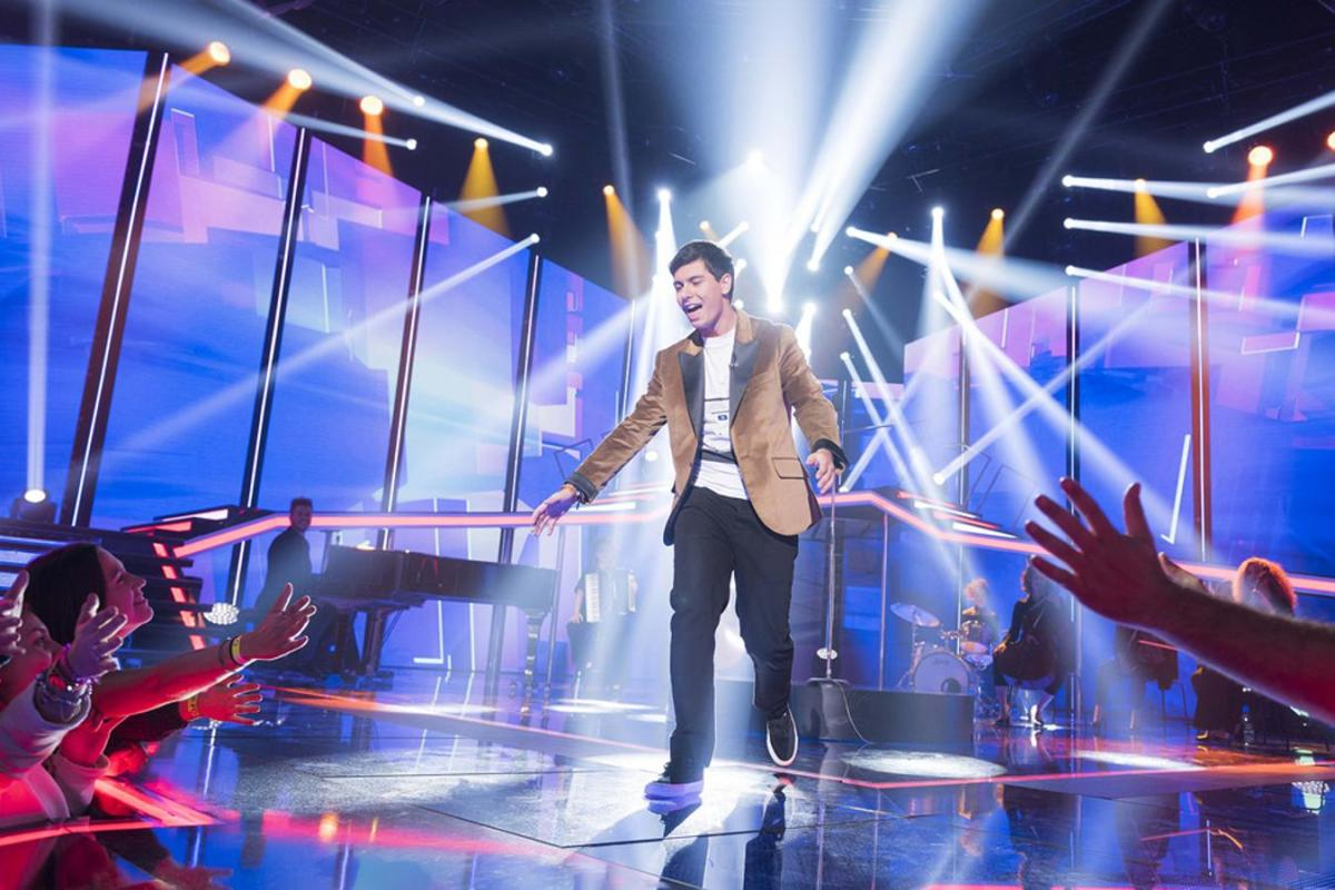 ¿Por qué debería ir Alfred a eurovisión?