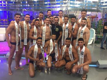 Ya está abierta la inscripción para la edición 2018 de Mr. Gay Pride España.