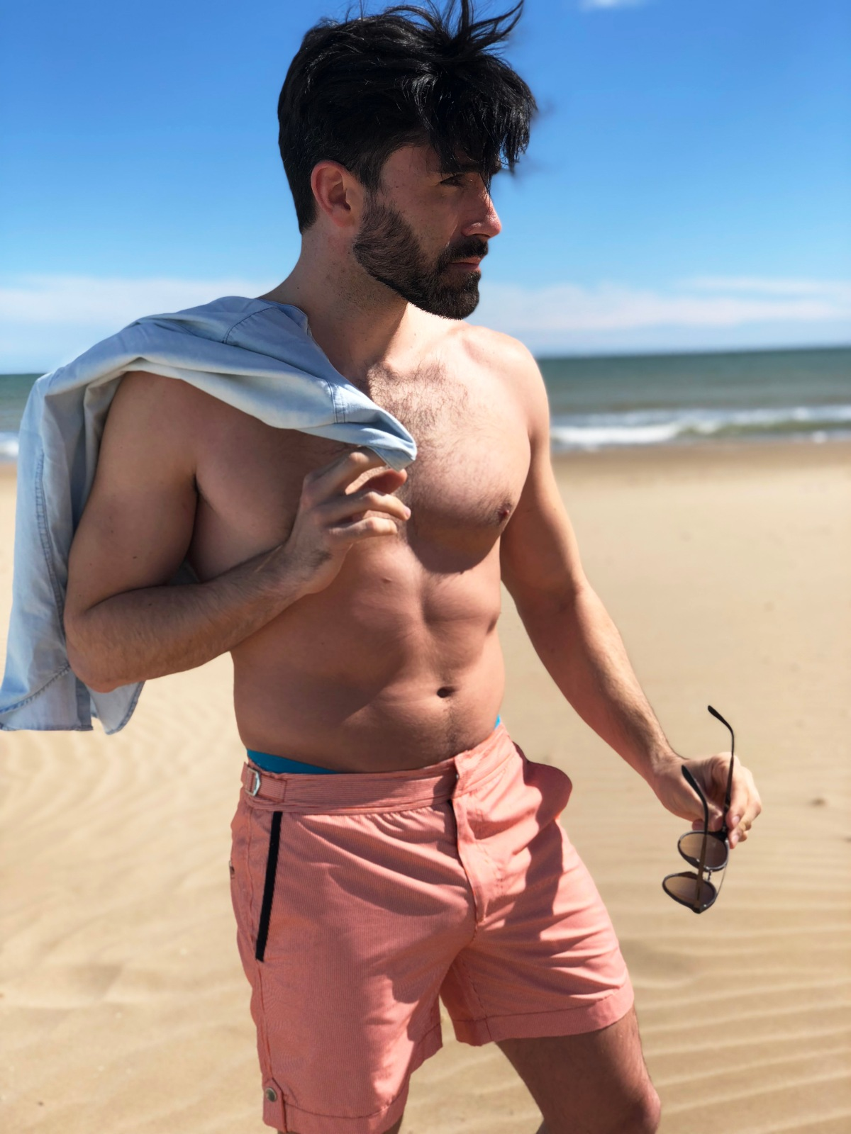 Para este verano lo tengo claro; Sanwin Beachwear me acompañará en todos mis viajes.