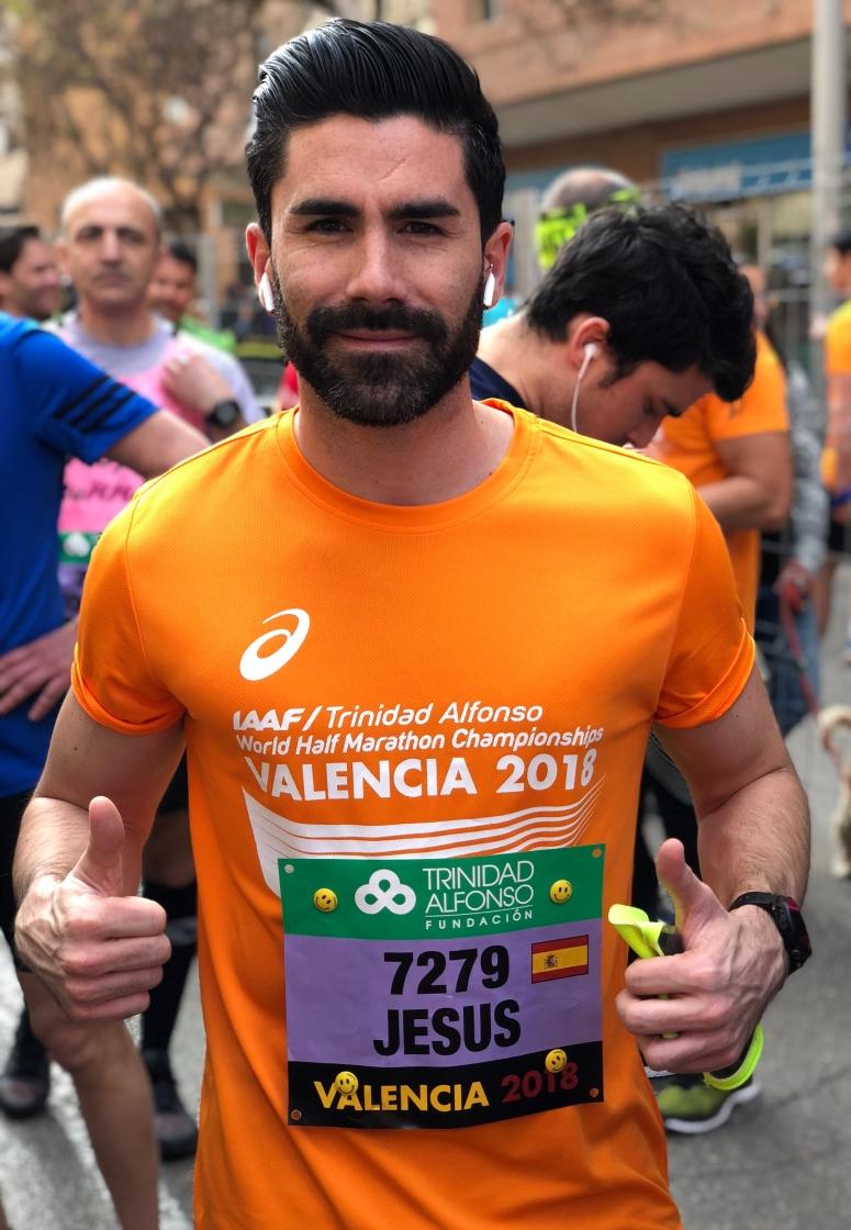 Mundial de medio maratón de Valencia