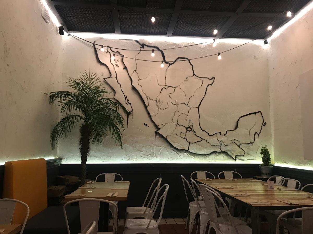 """""""DF BAR"""" Te acerca a México gracias a su cocina"""