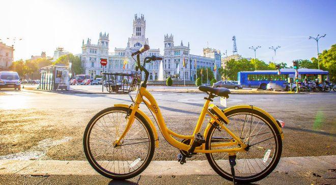 """""""Ofo"""" El servicio de bici sin estación fija"""