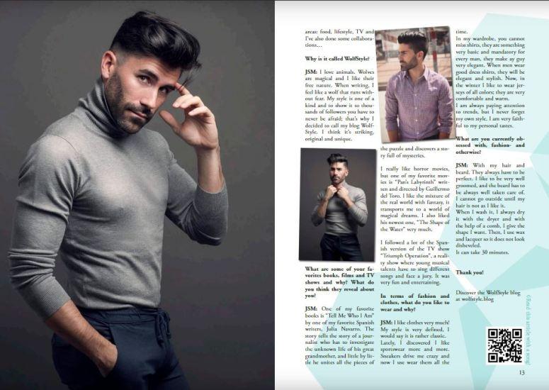 """Wolfstyle en la revista """"InCompany"""" de Attire Club"""