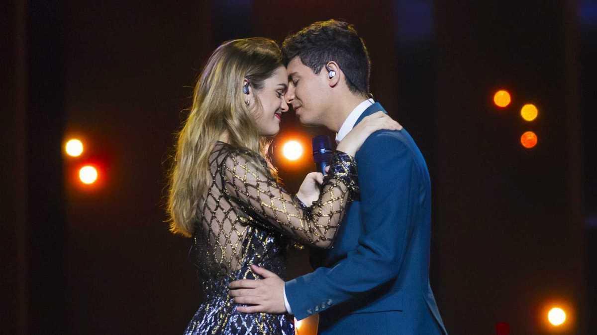 ¿La maldición de actuar en segunda posición o de llevar a Eurovisión a concursantes de OT?