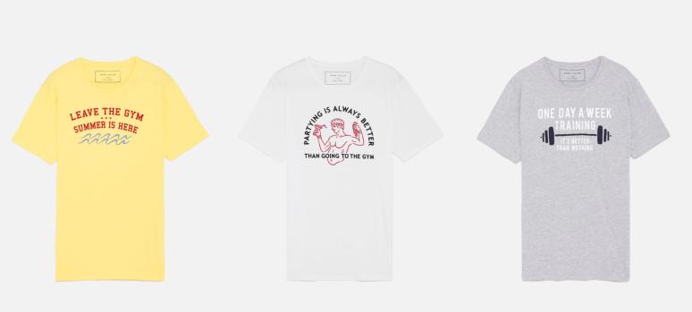 La camiseta que todos querrán este verano