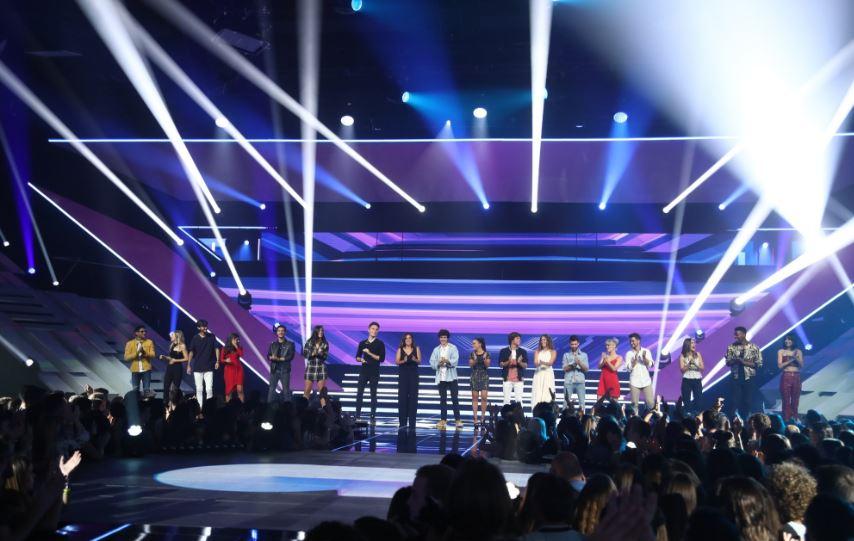 TVE aprovecha el éxito de OT 2017 para dar comienzo a su nueva edición 2018.