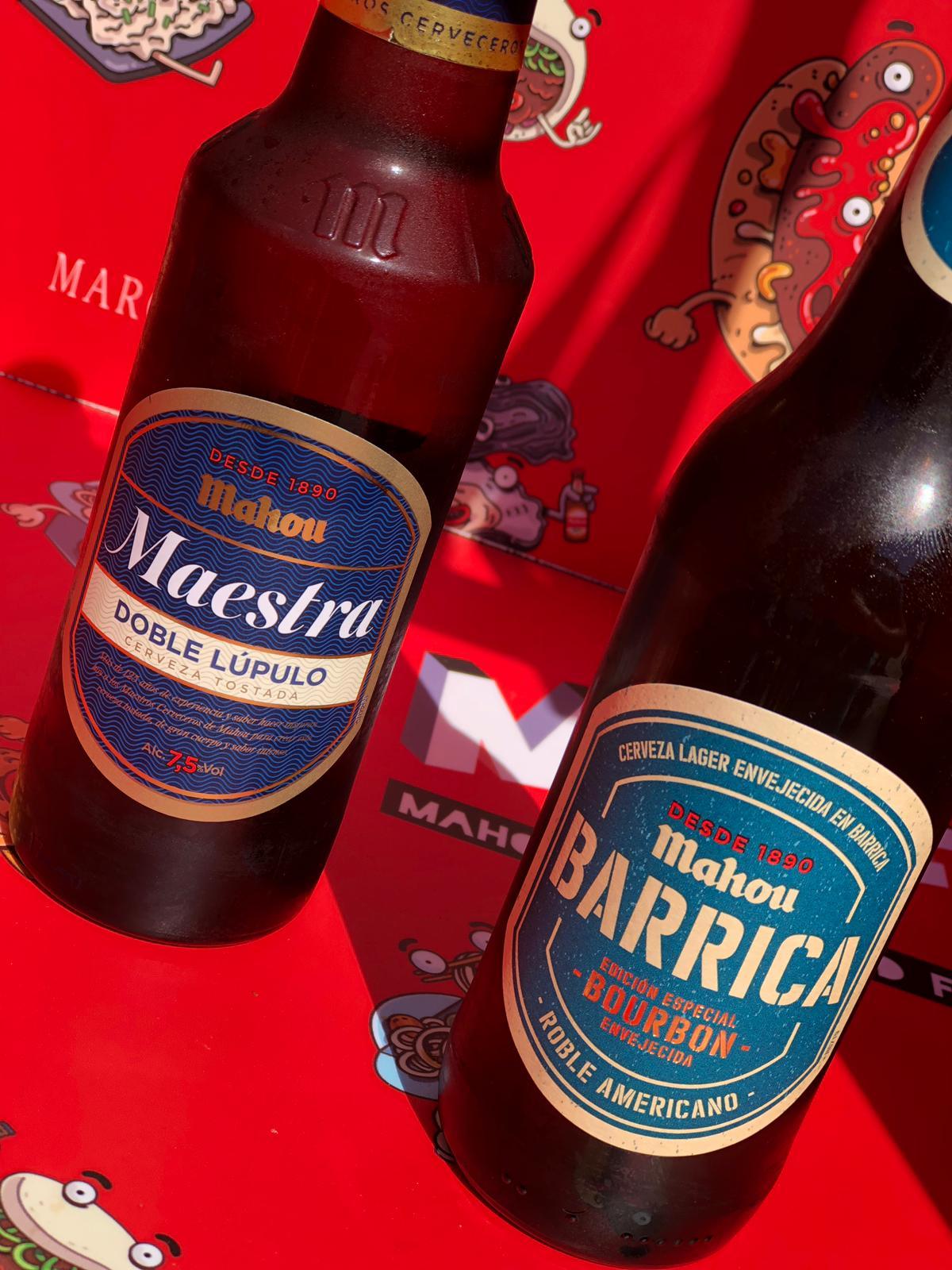 Disfruta con Mahou de los últimos rayos de sol, con cerveza, música y la mejor gastronomía.