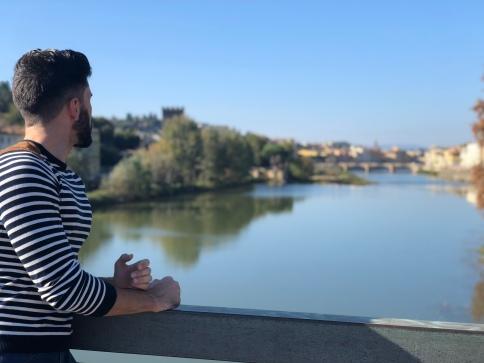 IMi viaje a Florencia, Venecia y Pisa