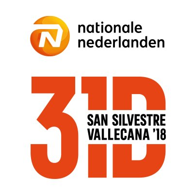 La elegancia llega con el negro a la 54ª edición de la San Silvestre Vallecana