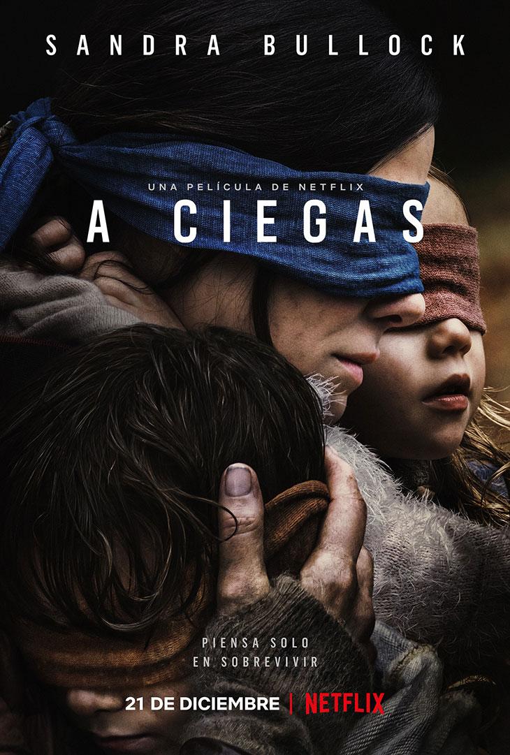 """La inquietud llega a Netflix con """"A ciegas"""""""