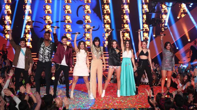 """""""La venda"""" que España tiene a la hora de elegir a su representante para Eurovisión"""
