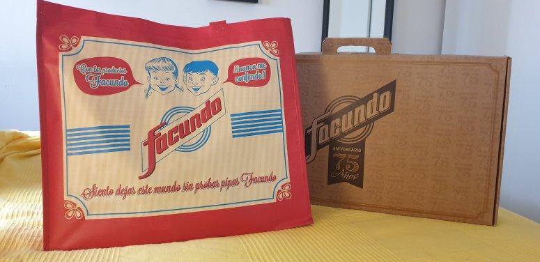 Celebramos con Facundo su ¡70 aniversario!