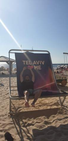¡Mi viaje a TelAviv!