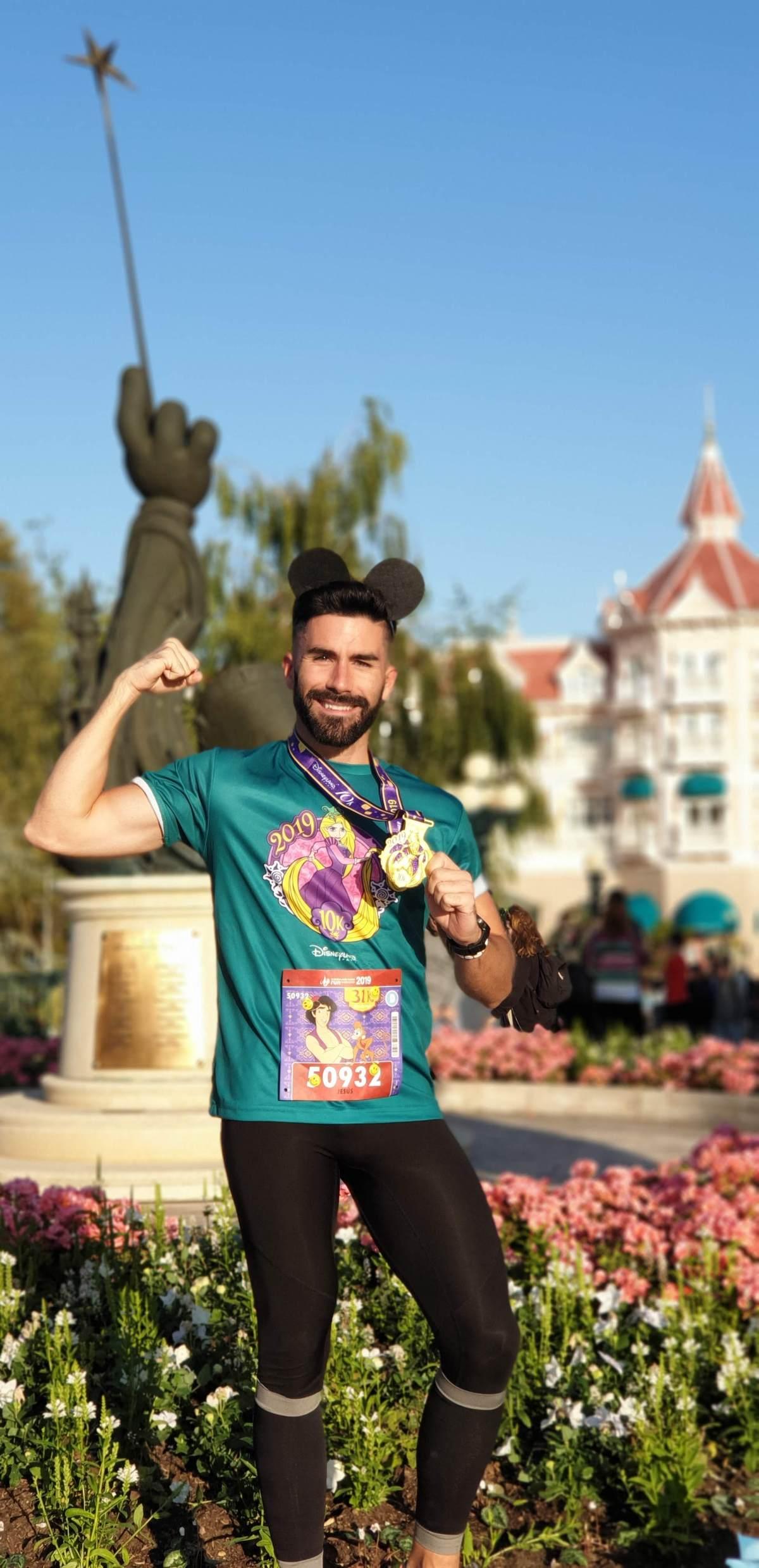 ¡Mi primer #challenge 10k + 21k en Disney!