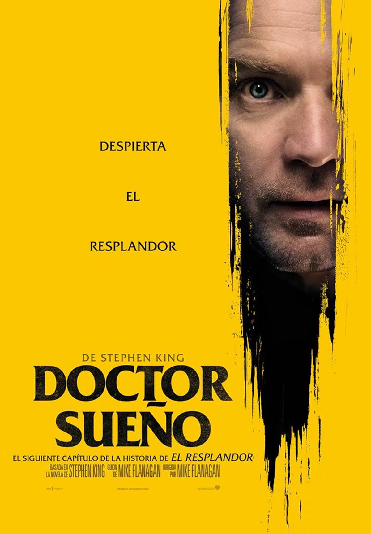 """El resplandor reaparece manteniendo la esencia del cine del terror de los 80 con la adaptación de """"Doctor Sueño"""" de Stephen King."""