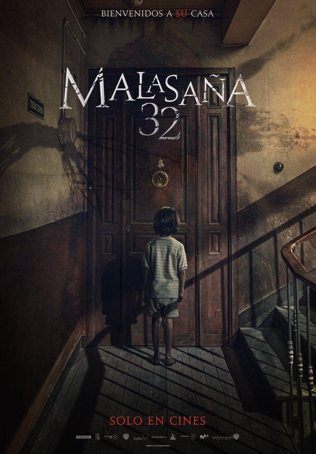 """El terror español resurge con elementos claves para el género bajo el nombre de un barrio mítico: """"Malasaña 32"""""""