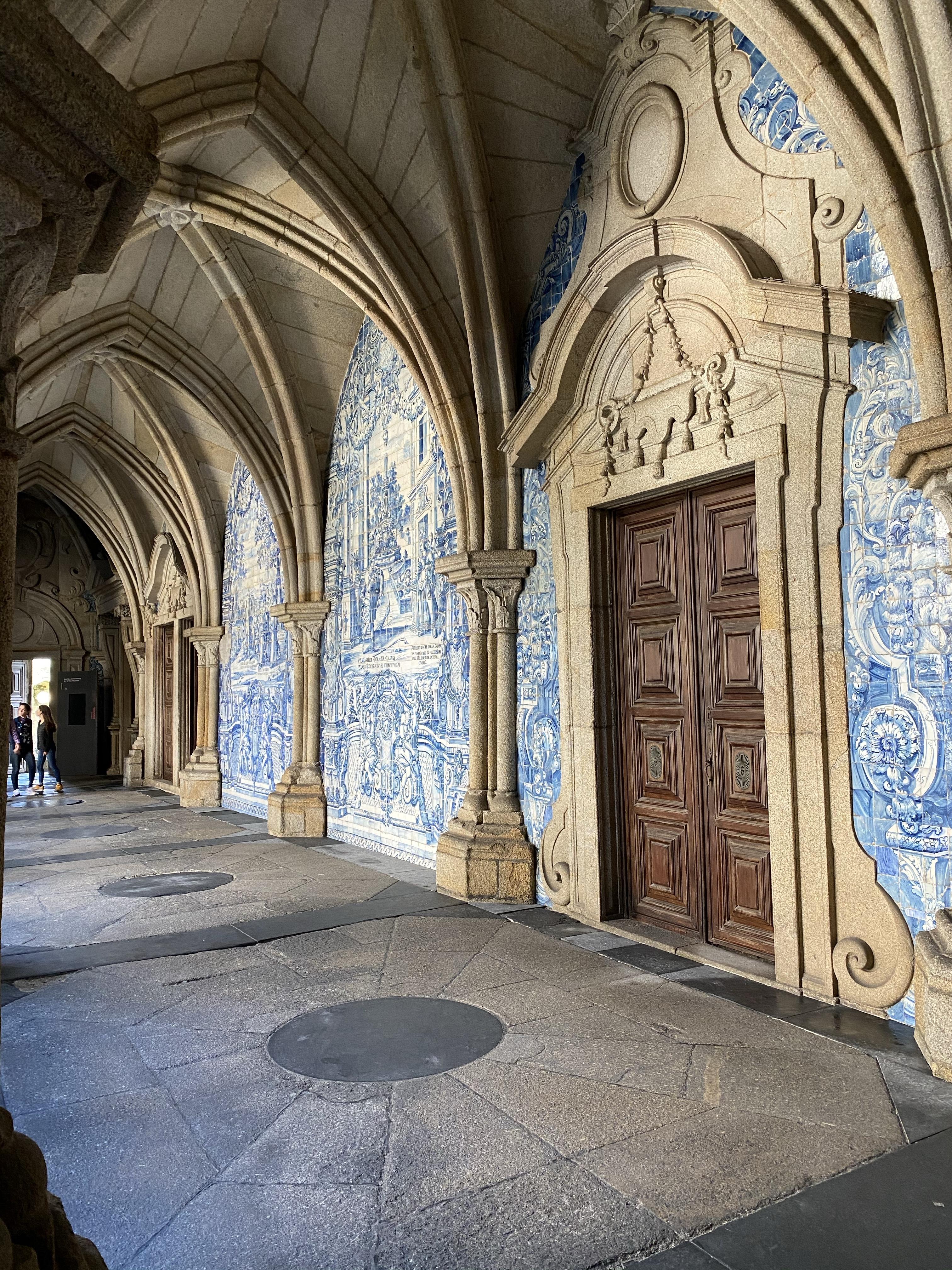 ¡Mi viaje a Oporto!